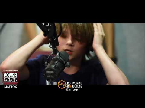 Mattox Freestyle on The Come Up Show