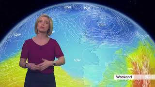 Sarah Keith-Lucas BBC Newsroom Live Weather March 16th 2018