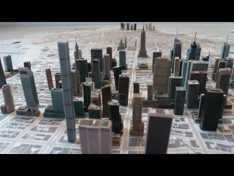 Manhattan Scale MODEL