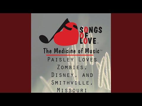 Paisley Loves Zombies, Disney, And Smithville, Missouri