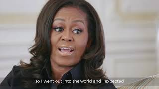Meet The Author: Michelle Obama