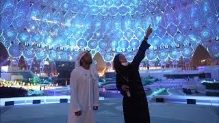 عيضة المنهالي: اكسبو 2020 دبي سيدهش العالم