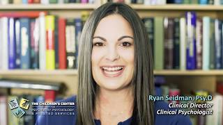 Ryan Seidman, Psy.D - Clinical Director, Child and Adolescent Psychologist