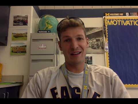 Mr. VanNoord - Baldwin Street Middle School