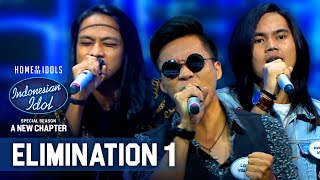 Rock Is Back! Pradana, Lorenzo, Ramanda Siap Beraksi! - Indonesian idol 2021