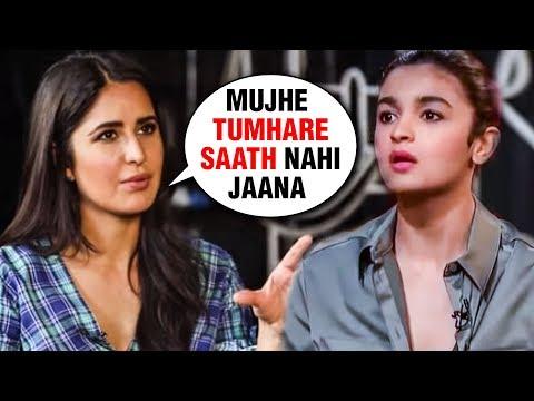 Katrina Kaif DITCHES Alia Bhatt Because Of Ranbir Kapoor?