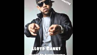 Lloyd Banks - Hands Up Instrumental (HD)