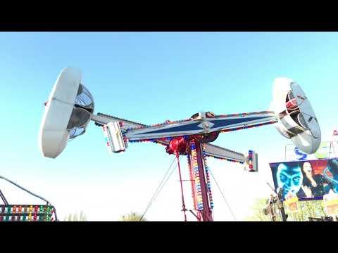 Alf & Robert Smith - Loop O Plane (Eyerly) Offride