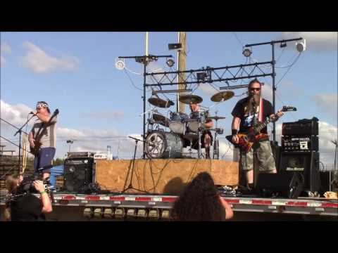 Behind the Wheel live at The Fall Ball Music Fest Sept 17th 2016
