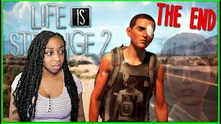 YOU ARE CRAZY!!! | Life Is Strange 2 Episode 4 ENDING!!!