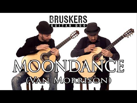 Moondance (Van Morrison) - Bruskers Guitar Duo
