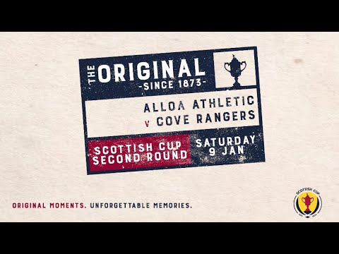 Alloa Cove Rangers Goals And Highlights