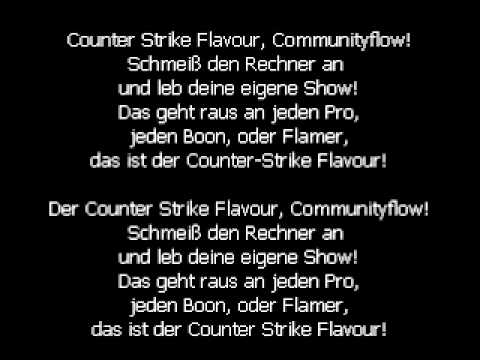 Counter Strike Flavour [Lyrics]