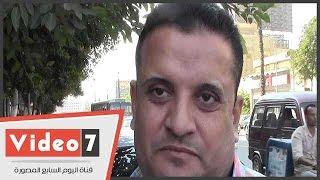 مواطن للمسئولين: «عربيات بتقف على الكورنيش بتعطل الطريق»