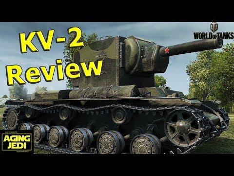 KV-2 Guide & Review - World of Tanks