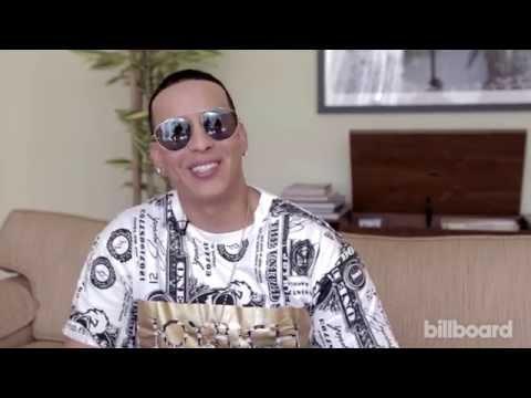 Daddy Yankee: Billboard Photo Shoot + Q&A