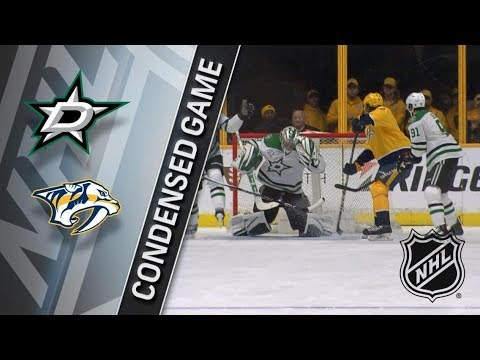 Dallas Stars vs Nashville Predators – Mar. 06, 2018 | Game Highlights | NHL 2017/18. Обзор