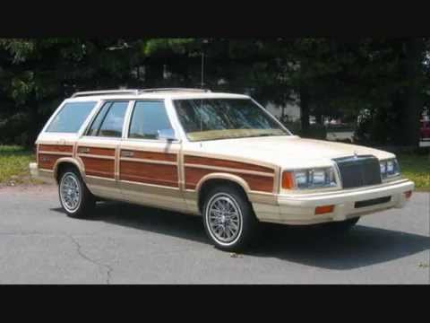 1987 chrysler town country youtube. Black Bedroom Furniture Sets. Home Design Ideas