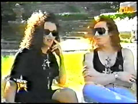 "Dead Or Alive Pete Burns Steve Coy ""Nude"" Interview 1989"