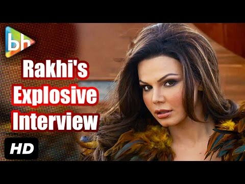 Rakhi Sawant's SHOCKING COMMENT on Indrani Mukerjea | Sunny Leone | Aamir Khan | Rapid Fire