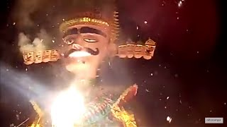 Kota Dussehra Dusshera Mela Ravan Dahan Recording of Live Streaming.Video Oct