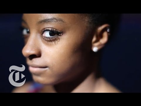 Thumbnail: Why Is Simone Biles the World's Best Gymnast? | Rio Olympics: The Fine Line | The New York Times