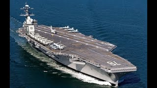 Gambar cover The USS Gerald Ford Is the Most Advanced Aircraft Carrier in the World