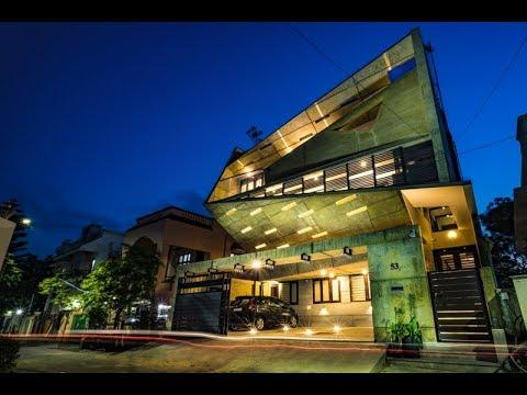 2,600 Sq Ft Ramesh Residence In Chennai By Murali Architects