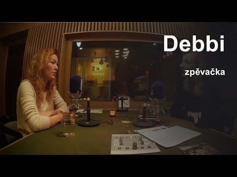 Debbi: Koncertování s kapelou Jelen je moje srdeční…