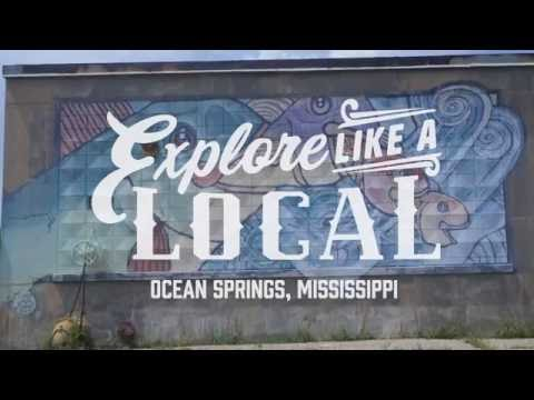 Explore Ocean Springs Like a Local