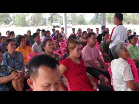 การประชุมประชาคมจัดทำแผนพัฒนากองทุน อบต โนนธาตุ ปี 2557 part 2