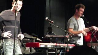 Nick & Knight at the Showbox Seattle 2014 VIP Soundcheck