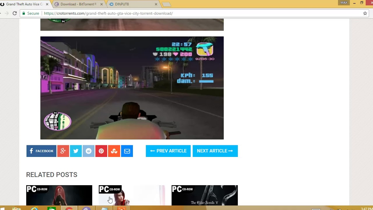download gta vice city torent pc