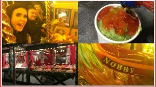 ♡ Christmas Shopping And Festive Market Fun | Vlogmas ♡ Thumbnail