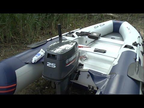замена редуктора лодочного мотора сузуки