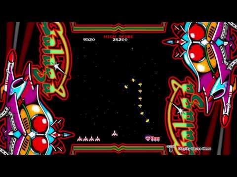 Arcade Game Series: GALAGA - Stage 27 Perfect & Single Perfect Trophy