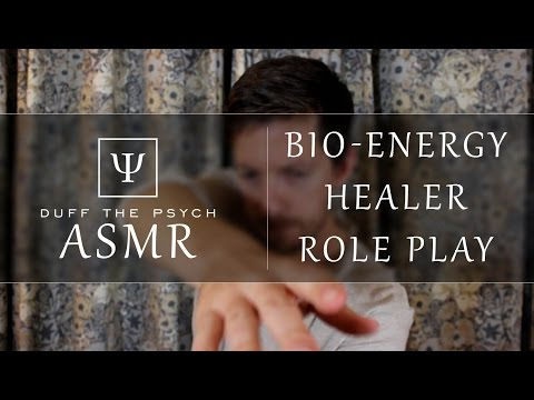 [archive] ASMR Bio-Energy Healer Role Play (woo)