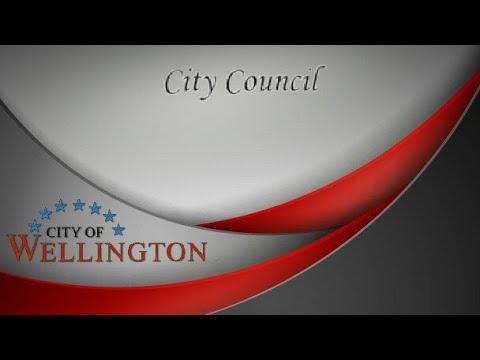 3/20/18 Wellington, KS City Council