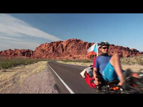 USA Recumbent Trip - The Ride after the Rising Sun