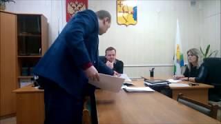 ПОЗОР КТК Кировской Теплоснабжающей Компании в суде ч. 1 юрист Вадим Видякин