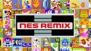 NES Remix (Wii U) James & Mike Mondays