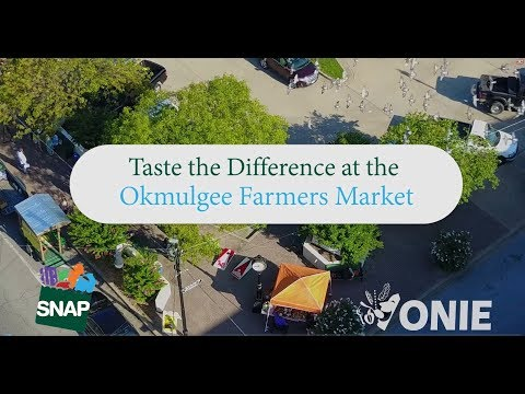 Taste the Difference at the Okmulgee Farmers Market