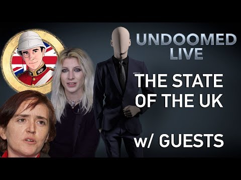 The State of the UK. w/ Lucy Brown, Anne Marie Waters, The Britisher.