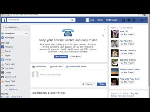 Enabling Encryption (OpenPGP) in Facebook
