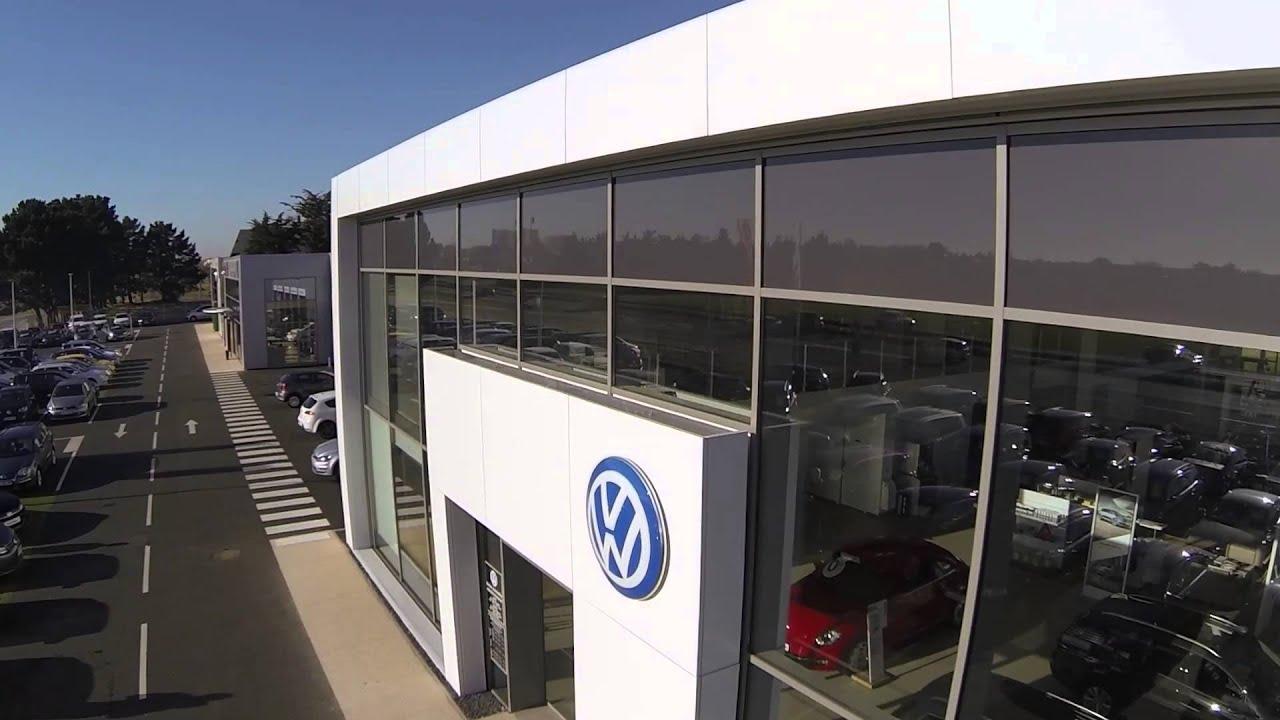Volkswagen st nazaire jean rouyer automobiles youtube for Garage volkswagen st nazaire