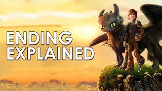 How To Train Your Dragon: The Hidden World: Ending Explained & Review