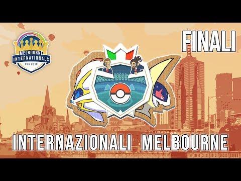 Campionati Internazionali Pokémon di Melbourne - VGC2019 Moon Series Finali
