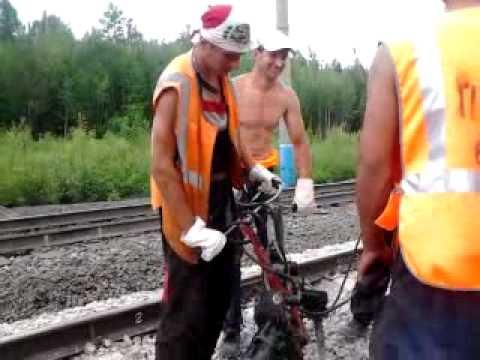 ПМС-66 Коршуниха-Хребтовая 2012 ВСЖД