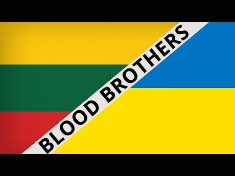 Blood Brothers - Why Lithuanians feel Ukraine's pain (NATO R