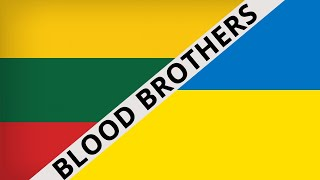 Blood Brothers - Why Lithuanians feel Ukraine